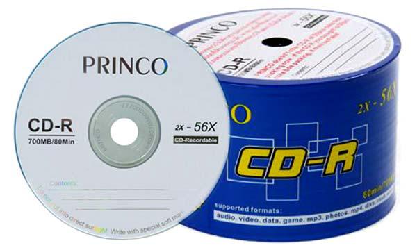 ข่าววงการไอทีแผ่นเปล่า CD-DVD Princo เลิกผลิตแล้ว (ยังคงขายของที่มีในสต็อกจนหมด)