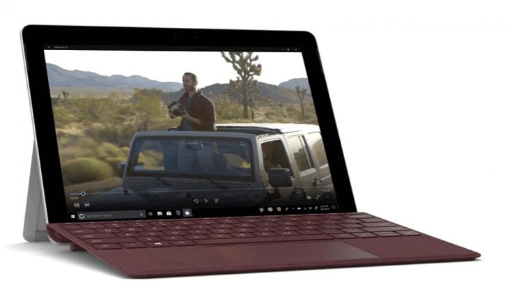 เปิดตัวแล้ว Surface Go แท็บเล็ตวินโดวส์รุ่นประหยัดจาก Microsoft ราคาเริ่มต้นเพียงหมื่นสาม